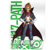17# Animal Path (Android 17 and Animal Path fusion) Poster