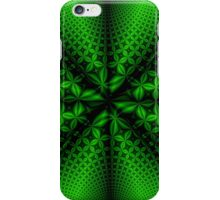 Kaleidoscope geometric colorful iPhone Case/Skin