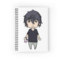 Kurose Riku - 10 count Spiral Notebook