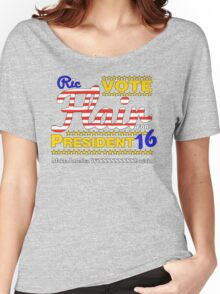 Make America WOOOOO! Again Women's Relaxed Fit T-Shirt