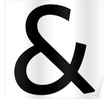 Ampersand Typography - Whitney Font Poster