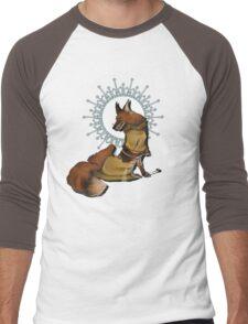 Fox Bride Men's Baseball ¾ T-Shirt