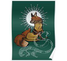 Fox Bride Poster