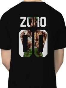 Blood Roronoa Zoro Classic T-Shirt