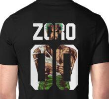 Blood Roronoa Zoro Unisex T-Shirt