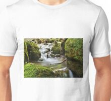Moss Covered Boulders Unisex T-Shirt