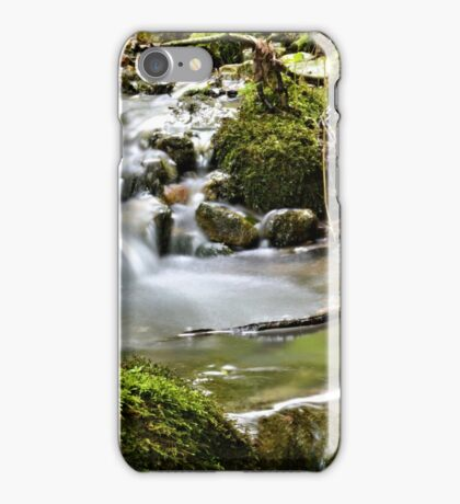 Moss Covered Boulders iPhone Case/Skin