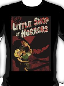 Little Shop of Horrors - pulp style T-Shirt