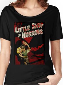 Little Shop of Horrors - pulp style Women's Relaxed Fit T-Shirt