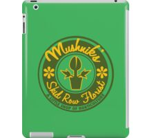 Mushnik's Skid Row Florist iPad Case/Skin