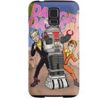 Danger, Will Robinson! Samsung Galaxy Case/Skin