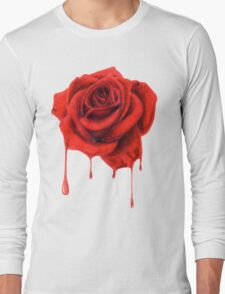 Painting the Roses Red Long Sleeve T-Shirt