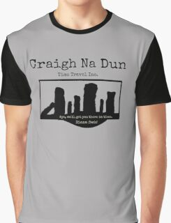 Outlander/Craigh na Dun Graphic T-Shirt