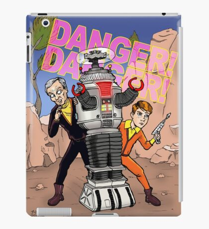 Danger, Will Robinson! iPad Case/Skin
