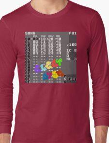 Elect Star Album Cover Long Sleeve T-Shirt