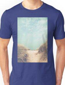 The way to the beach Unisex T-Shirt