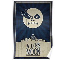 A LINK TO THE MOON Poster