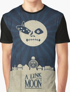 A LINK TO THE MOON Graphic T-Shirt