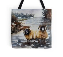 Woolly Jumper Weather Tote Bag