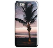 Plam tree relaxation iPhone Case/Skin