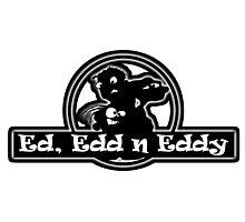 Ed-Edd-Eddy Photographic Print