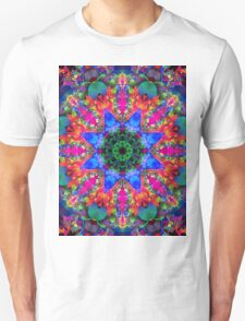 Mandala 160702-02-00100 Unisex T-Shirt