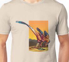 Curious Raptor Unisex T-Shirt