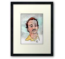 Mr. Murray Framed Print