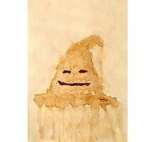 Coffee Art - Sorting Hat Photographic Print