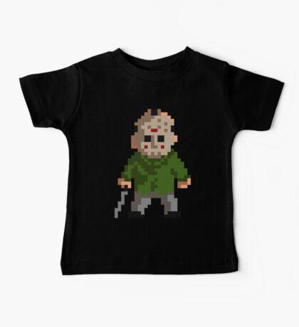 Pixel Jason Baby Tee