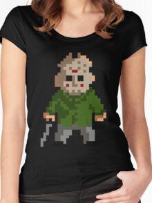 Pixel Jason Women's Fitted Scoop T-Shirt