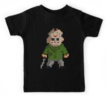 Pixel Jason Kids Tee