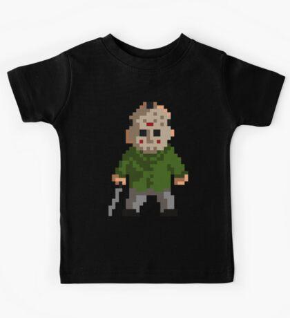 Pixel Jason Kids Tee