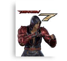 Tekken 7 - Jin Kazama Canvas Print