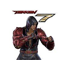 Tekken 7 - Jin Kazama Photographic Print