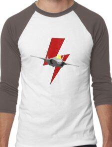 Lockheed F-35 Lightning II Men's Baseball ¾ T-Shirt