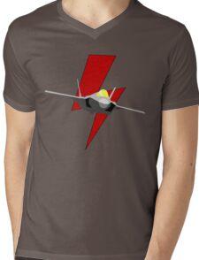 Lockheed F-35 Lightning II Mens V-Neck T-Shirt