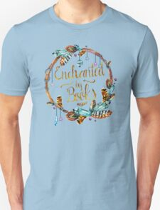 Enchanted by Books Unisex T-Shirt
