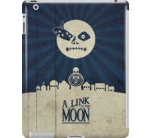 A LINK TO THE MOON iPad Case/Skin