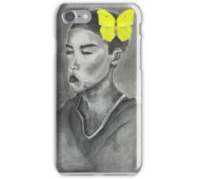 Pout iPhone Case/Skin