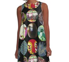 Animal Collective Albums A-Line Dress