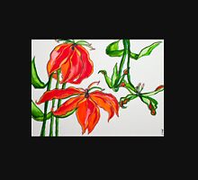 Orange Lillies Unisex T-Shirt
