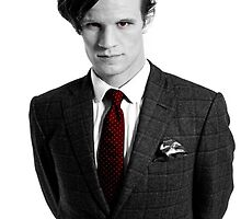matt smith by WhovianLillie
