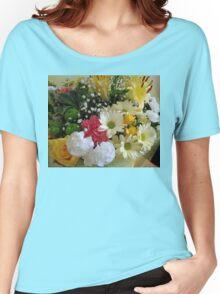 A Beautiful Bouquet Women's Relaxed Fit T-Shirt