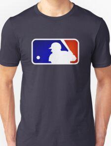 mlb logo Unisex T-Shirt
