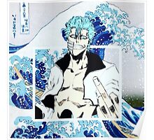 Grimmjow Fuck Poster