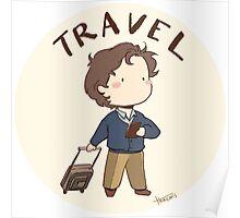 Travel - Chibi Charl Poster
