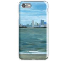 Boston from Georges Island iPhone Case/Skin