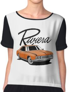 Buick Riviera (49487) '1966 (orange) Chiffon Top