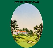 The Olympic Club With Banner Unisex T-Shirt